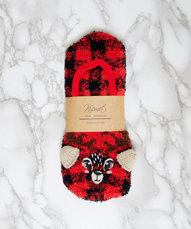 charity sock h19, Plaid, hi-res