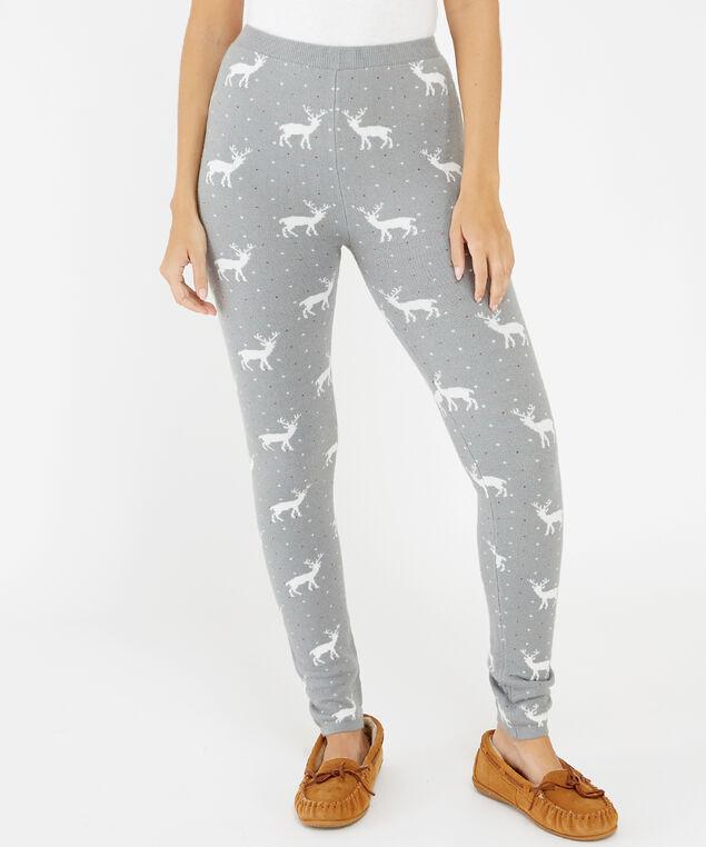 merry legging h19, Grey Moose, hi-res