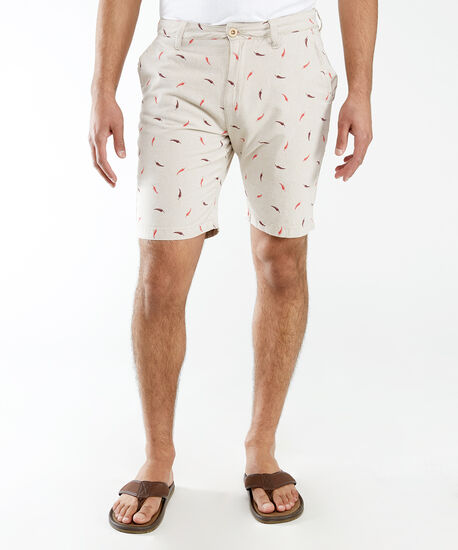 chili shorts, Natural Linen, hi-res