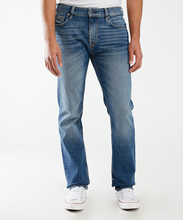 stratus blue slim straight,
