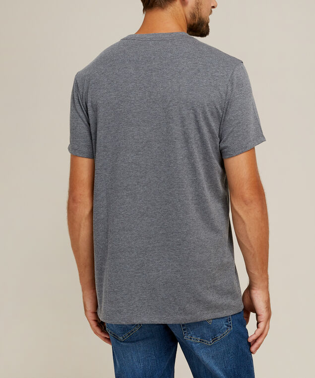 best in the west graphic tee, CHARCOAL MELANGE, hi-res