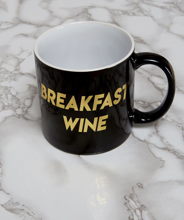 jumbo ceramic mug, Black, hi-res