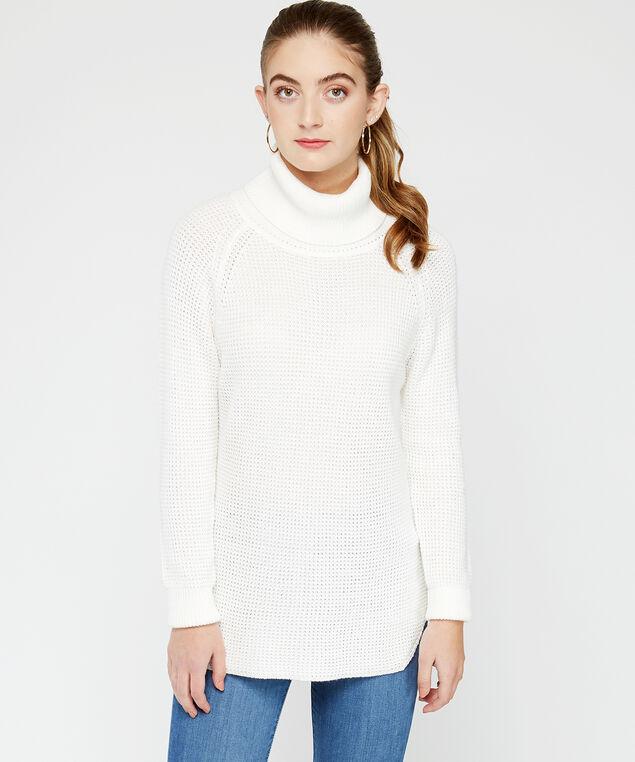 turtleneck, White, hi-res