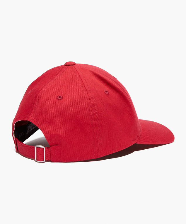 batwing flexfit baseball hat, Red, hi-res