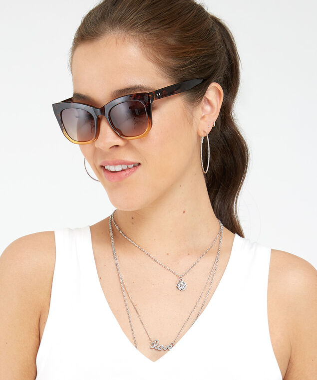 cat eye sunglasses, TORTOISE, hi-res