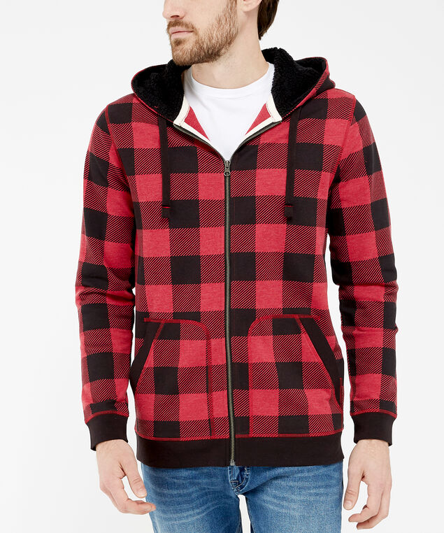 hubbard, Red Plaid, hi-res