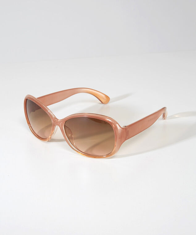 cat eye sunglasses, ROSE, hi-res