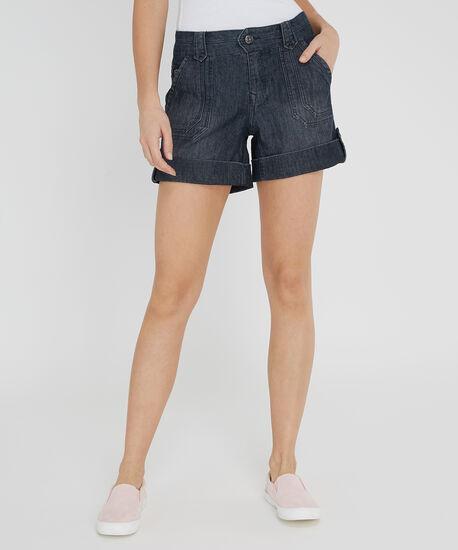 cuffed double pocket short - wb, RIVERA, hi-res