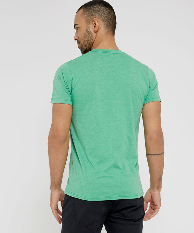 st patrick's day lucky tee, HEATHER GREEN, hi-res
