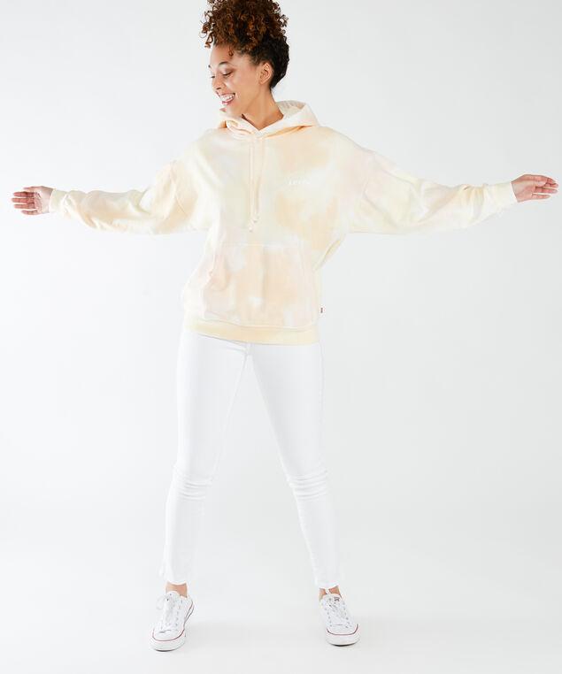 levi's graphic rider hoodie - wb, Swirl Dye