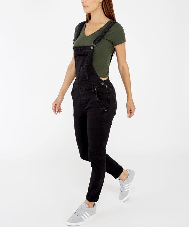 black overall, , hi-res