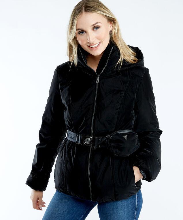 bella jacket, Black