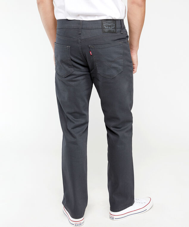 levis 541 stealth grey taper,