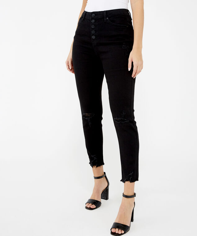 kc8423 black skinny, , hi-res