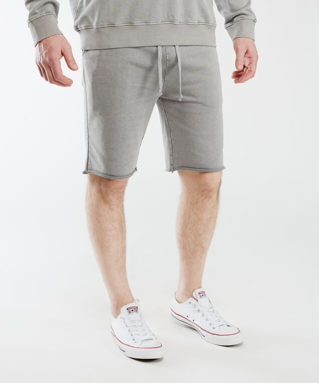 cotton shorts, Grey