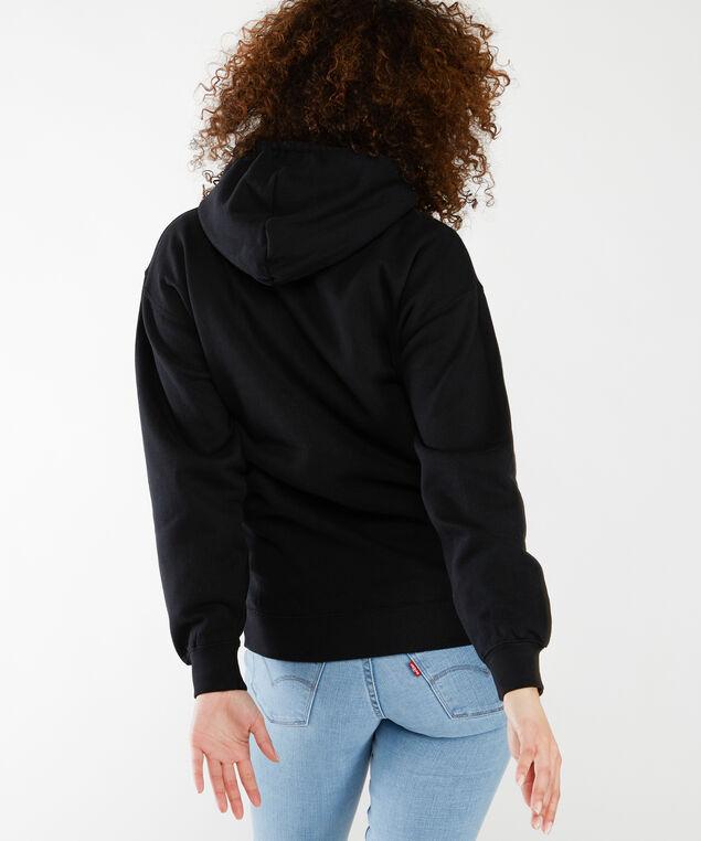 friends hoodie, Black