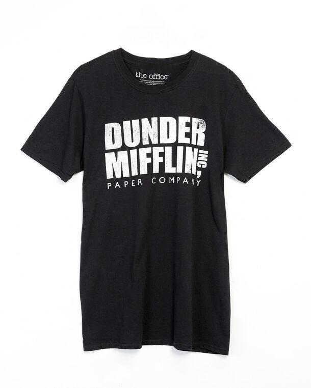 9754BK dunder mifflin, Black, hi-res