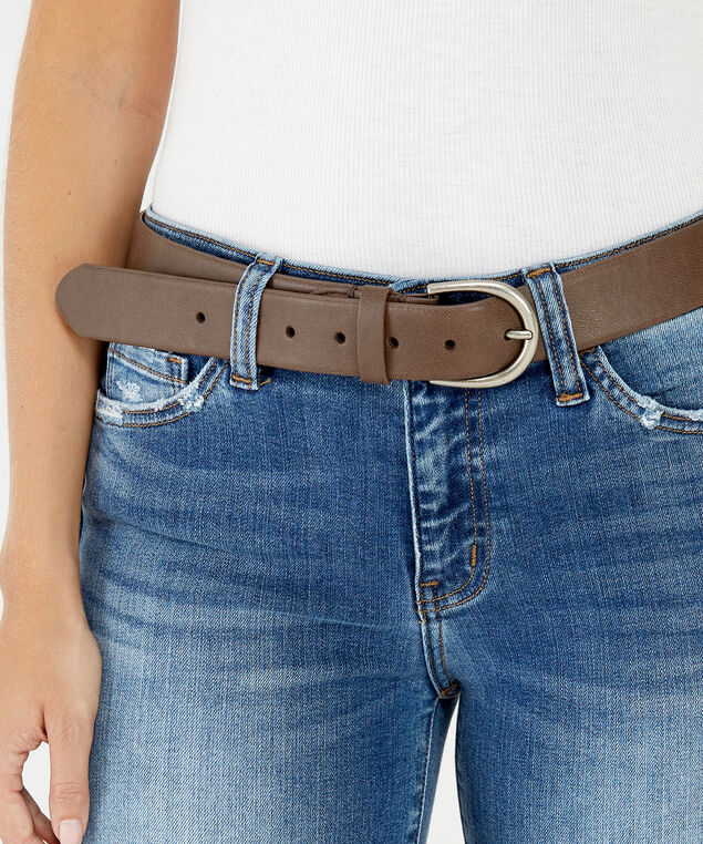comfort belt, BROWN, hi-res