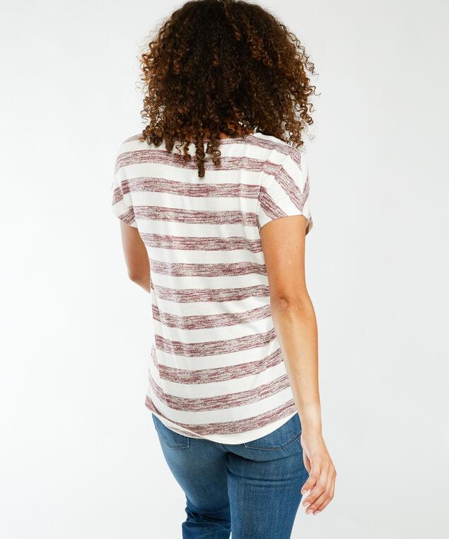 anya stripe ft21, Rosebrown Stripe