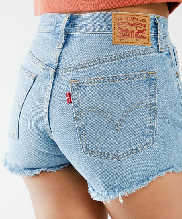 501 shorts, Denim