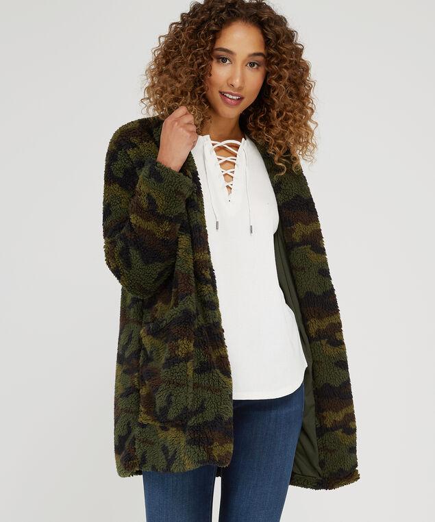 camo berber jacket - wb, CAMO, hi-res