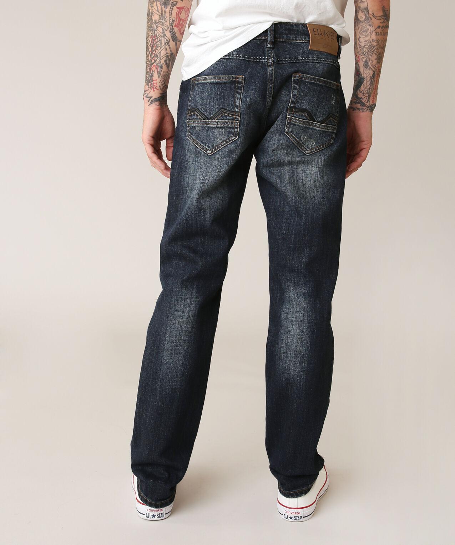 Mens Konrad Slim (Narrow Leg) Silver Jeans Co AaADiwZQM