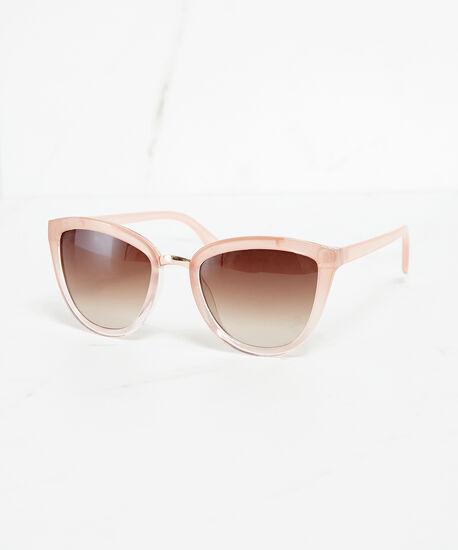 pink cateye sunglasses, Pink, hi-res