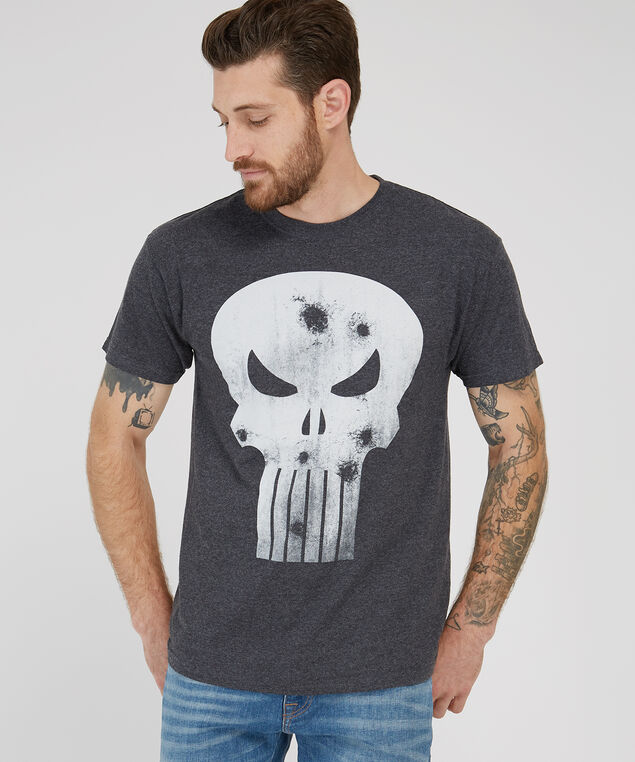 punisher, CHARCOAL HEATHER, hi-res