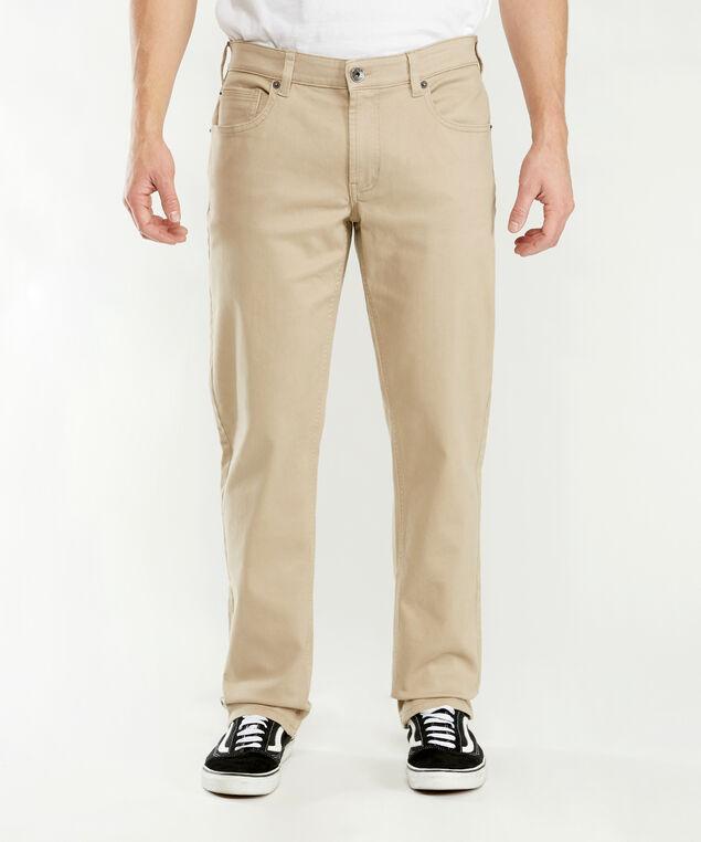 jackson slim straight - khaki,