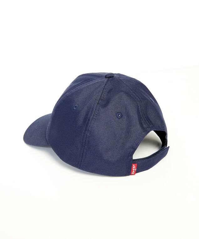 levi's ball cap blue, NAVY, hi-res