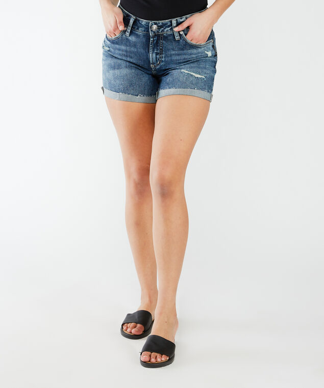 suki short, Washed
