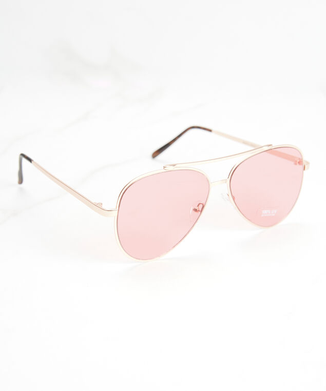 women's aviator sunglasses, Pink
