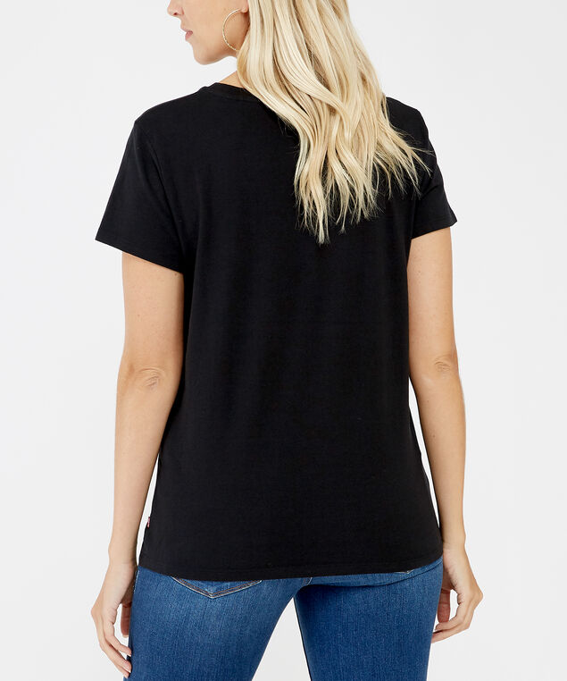 perfect tee, Black, hi-res
