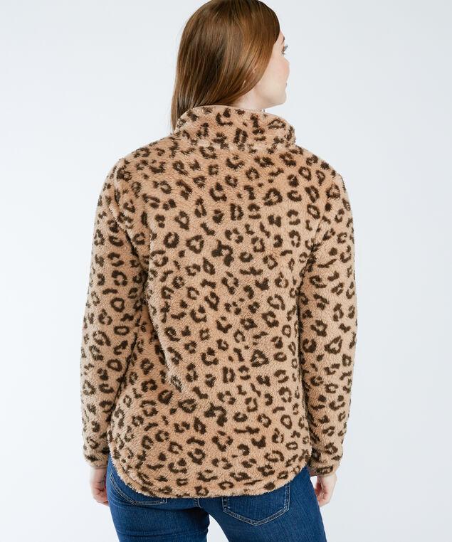 cassie, Leopard Print