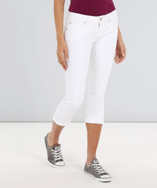 white capri, , hi-res