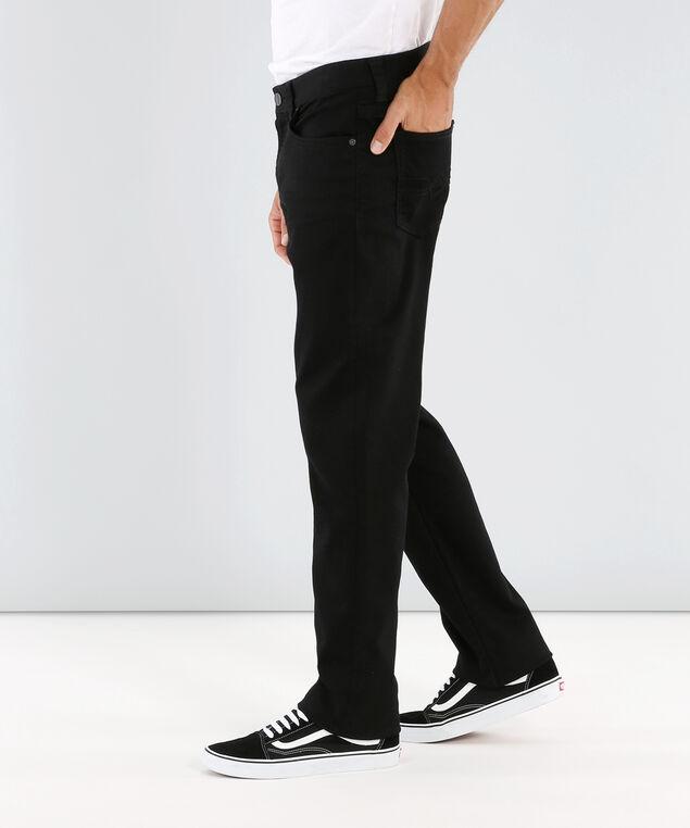 slim straight black, , hi-res