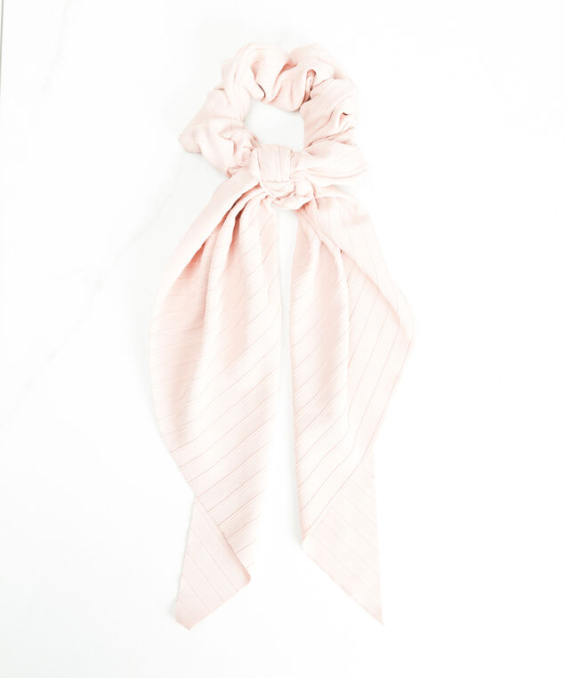 scrunchie tail, Pink