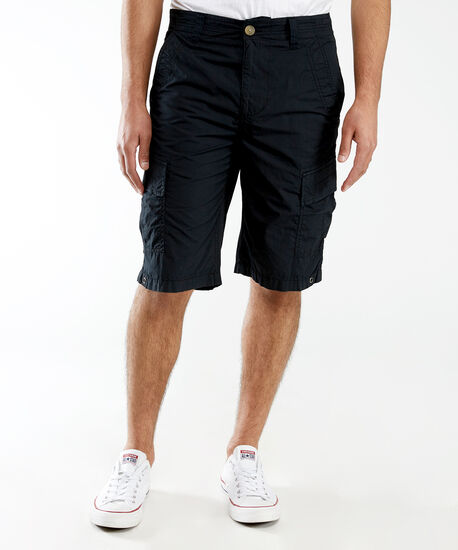 cargo pocket short, Black, hi-res