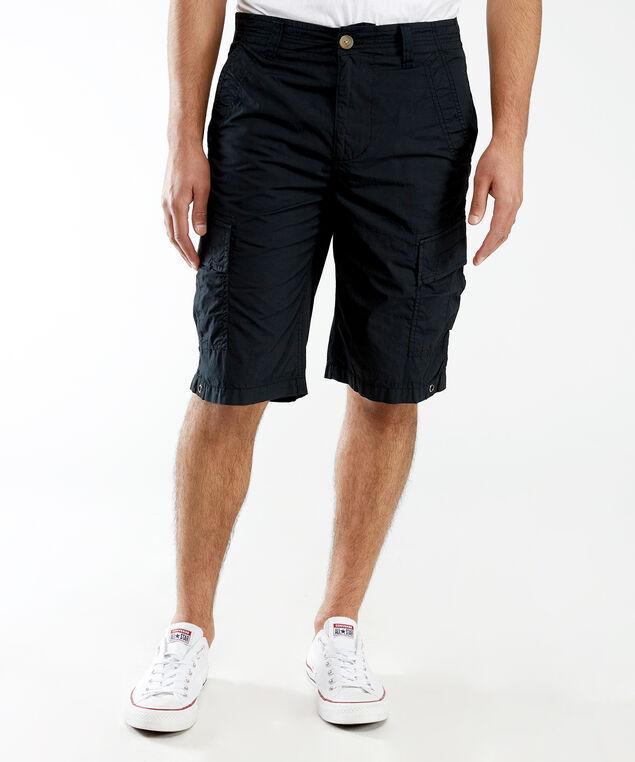 cargo pocket short, Black