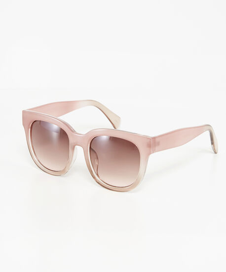 rose gradient sunglasses, ROSE, hi-res