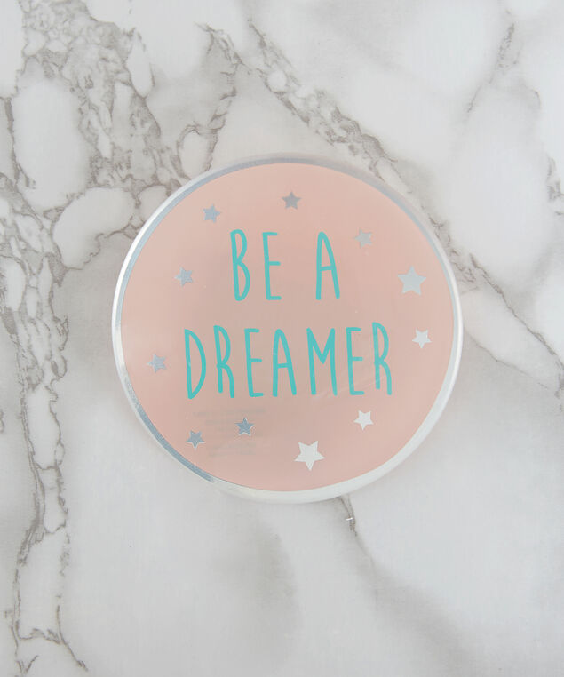 'Be a dreamer' trinket tray, PINK, hi-res