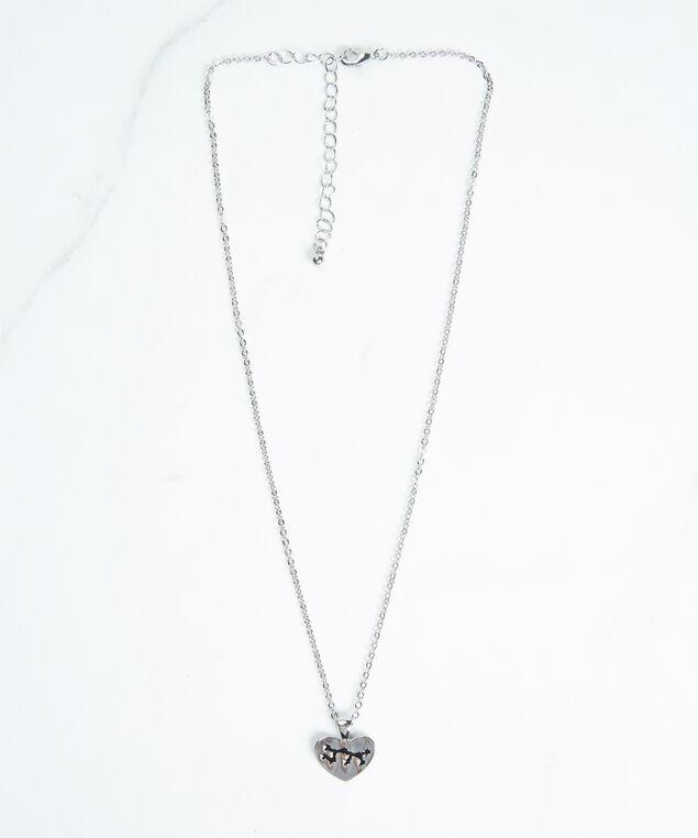 sagittarius zodiac necklace, Silver