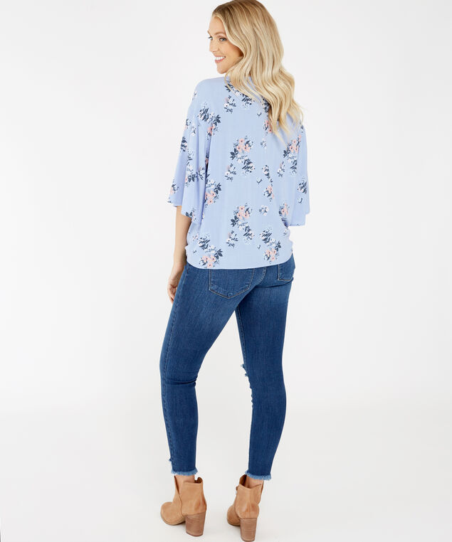 azalea, BLUE BLOOMS, hi-res