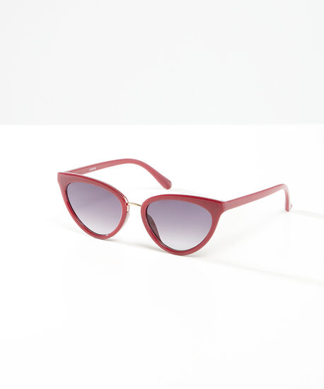 cat eye sunglasses, Wine, hi-res