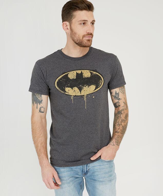batman logo tee - wb, BLACK, hi-res