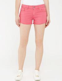 shortie bright pink