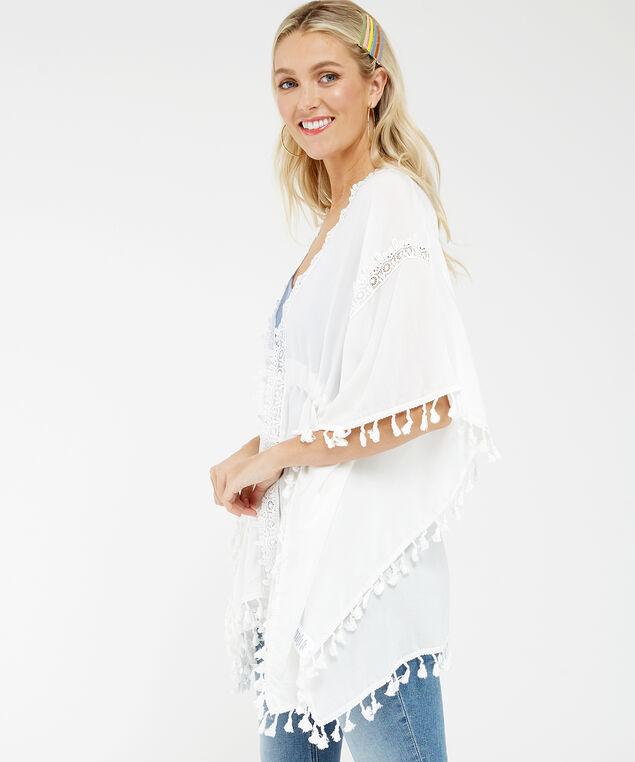 tie kimono, White, hi-res