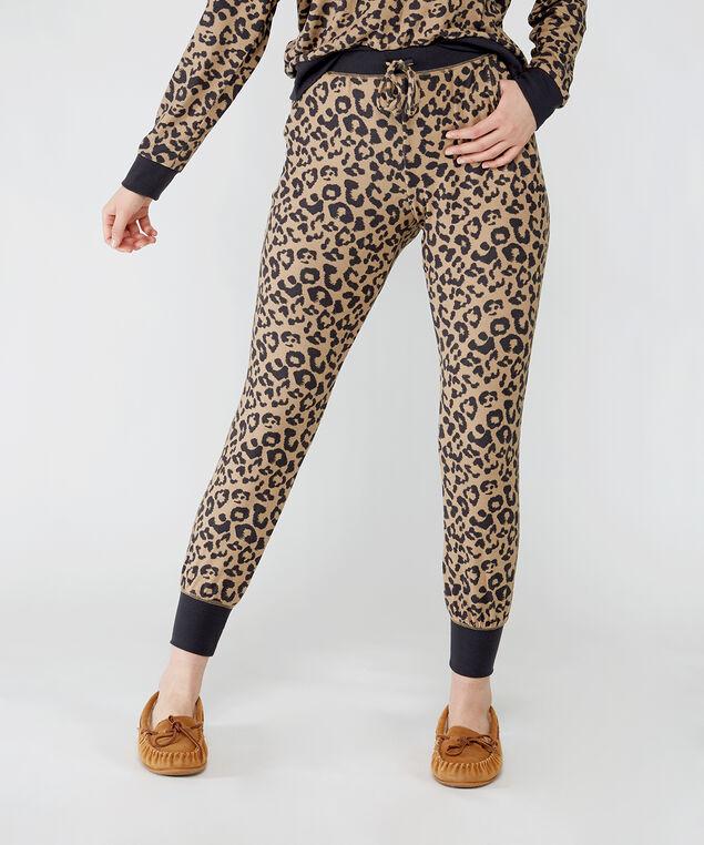emmie jogger sp21, Leopard
