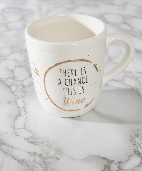 chance this is wine mug - wb, WHITE, hi-res