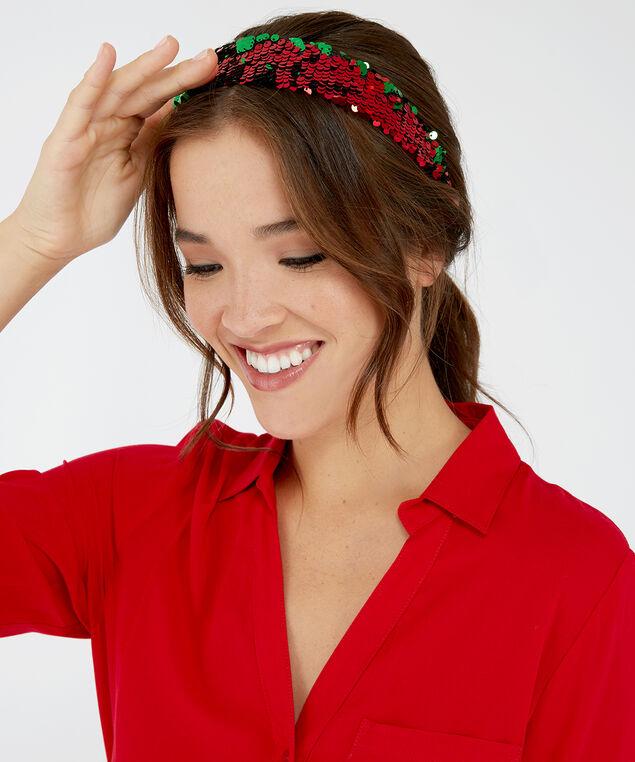 sequin headband, Multi, hi-res